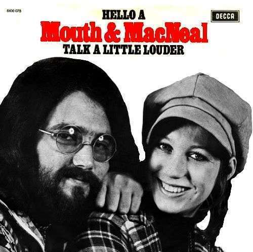Coverafbeelding Hello A - Mouth & Macneal