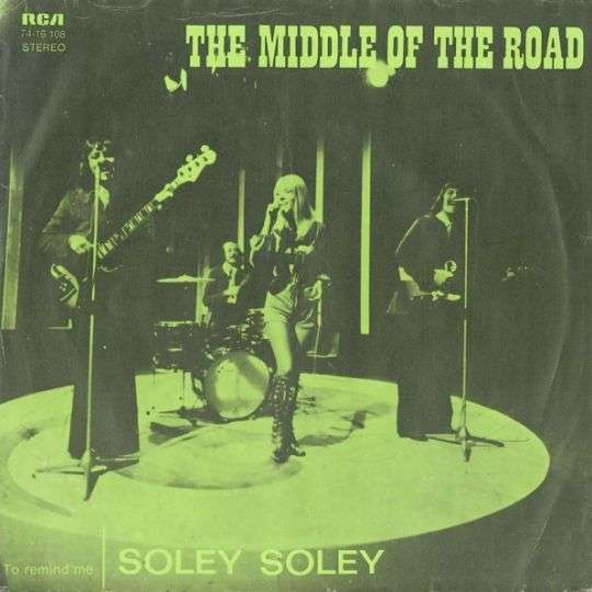 Coverafbeelding Soley Soley - The Middle Of The Road