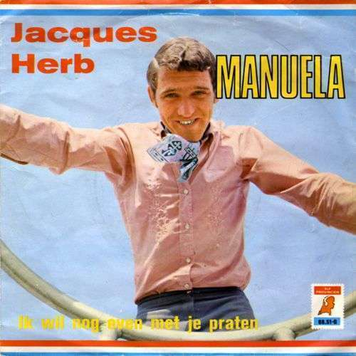 Coverafbeelding Manuela - Jacques Herb