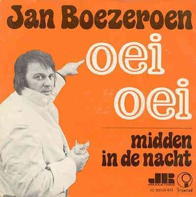 Coverafbeelding Oei Oei - Jan Boezeroen
