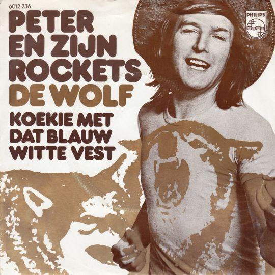 Coverafbeelding De Wolf - Peter En Zijn Rockets