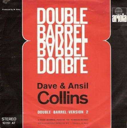 Coverafbeelding Dave & Ansil Collins - Double Barrel