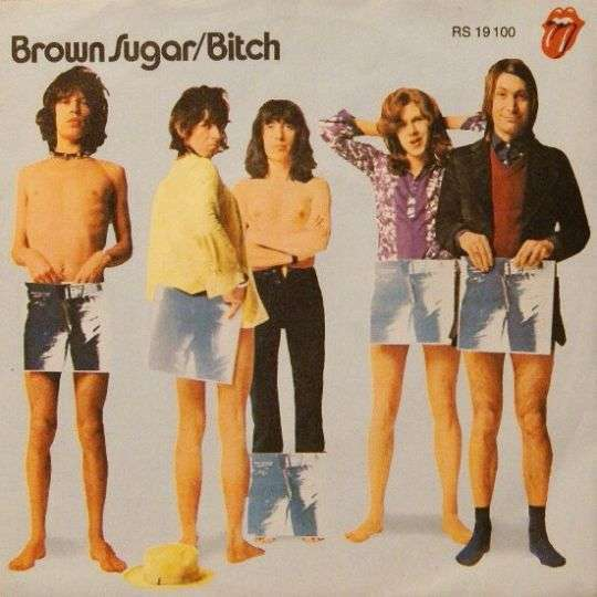 Coverafbeelding Brown Sugar - The Rolling Stones