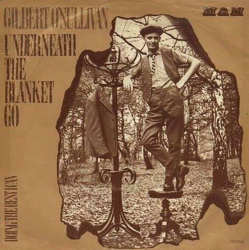 Coverafbeelding Underneath The Blanket Go - Gilbert O'sullivan
