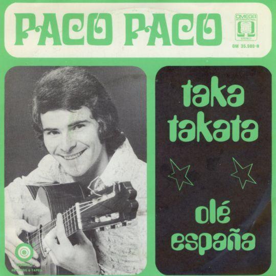 Coverafbeelding Paco Paco - Taka Takata