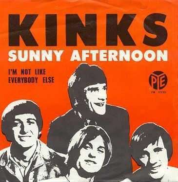 Coverafbeelding Sunny Afternoon - Kinks