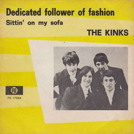 Coverafbeelding Dedicated Follower Of Fashion - The Kinks