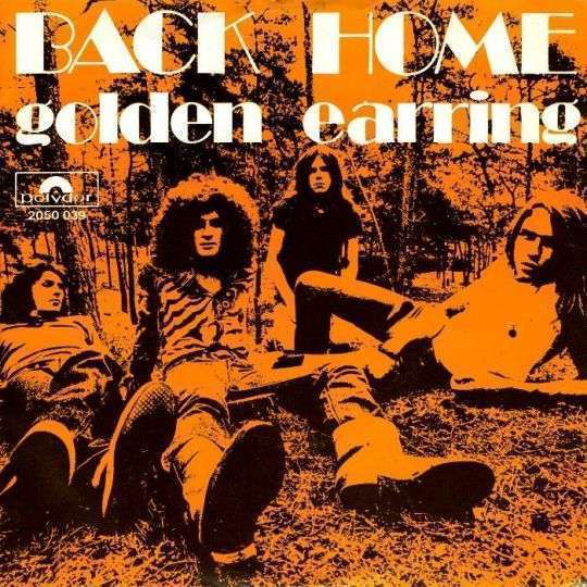 Coverafbeelding Back Home - Golden Earring