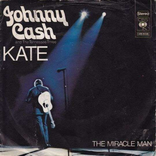 Coverafbeelding Kate - Johnny Cash And The Tennessee Three