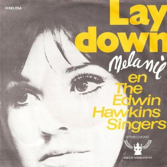 Coverafbeelding Lay Down - Melanie En The Edwin Hawkins Singers