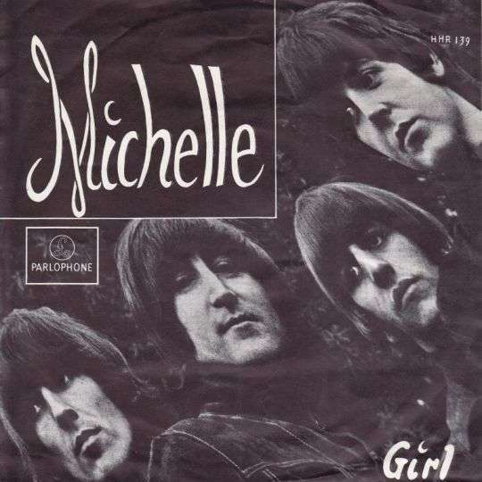 Coverafbeelding Michelle - The Beatles / The Overlanders