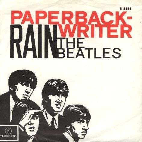 Coverafbeelding Paperback-writer - The Beatles