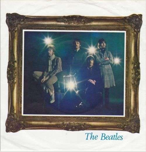 Coverafbeelding Strawberry Fields Forever/ Penny Lane - The Beatles