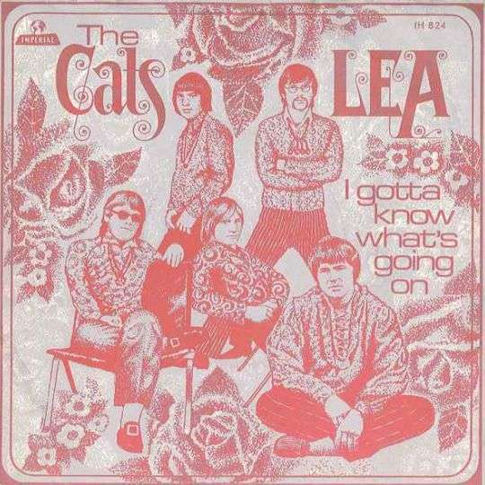 Coverafbeelding Lea - The Cats