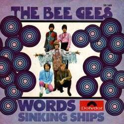Coverafbeelding The Bee Gees - Words