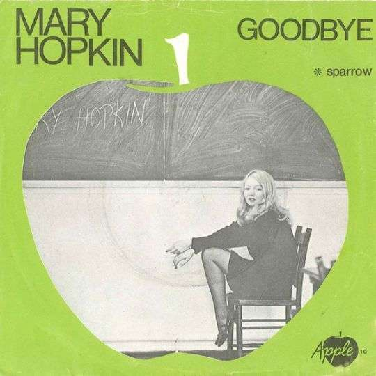 Coverafbeelding Goodbye - Mary Hopkin
