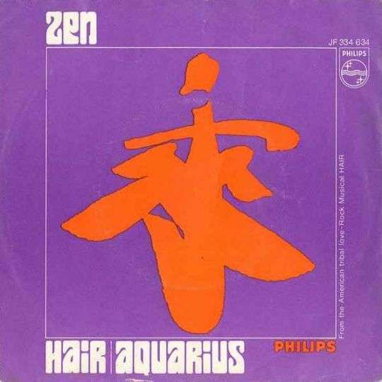 Coverafbeelding Zen - Hair