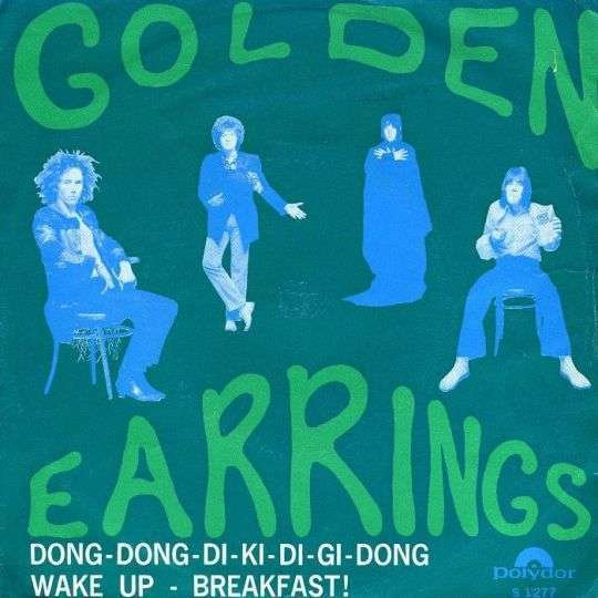 Coverafbeelding Dong-Dong-Di-Ki-Di-Gi-Dong - Golden Earrings