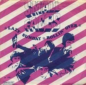 Coverafbeelding Lazy Sunday - Small Faces