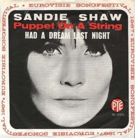 Coverafbeelding Puppet On A String - Sandie Shaw