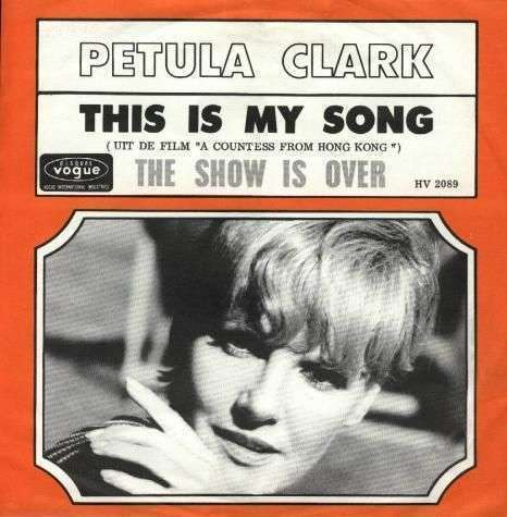 Coverafbeelding This Is My Song - Petula Clark / Harry Secombe