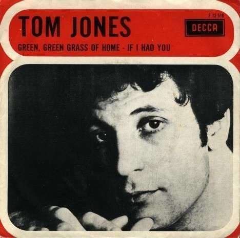 Coverafbeelding Green, Green Grass Of Home - Tom Jones