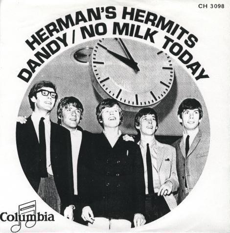 Coverafbeelding Herman's Hermits - No Milk Today