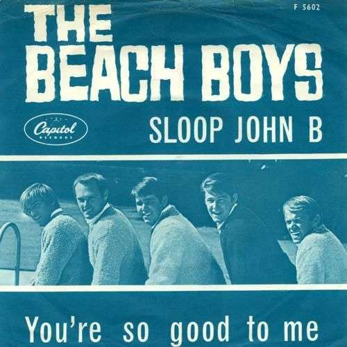 Coverafbeelding Sloop John B - The Beach Boys