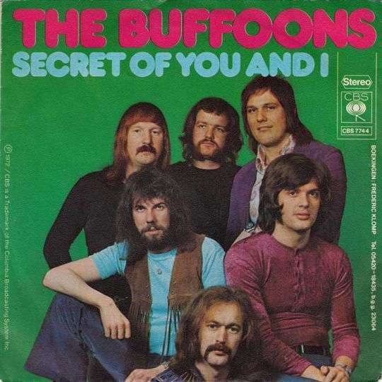 Coverafbeelding Secret Of You And I - The Buffoons