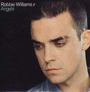 Coverafbeelding Angels - Robbie Williams