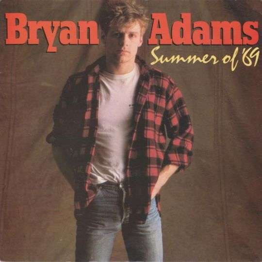 Coverafbeelding Summer Of '69 - Bryan Adams