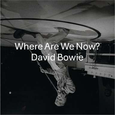 Coverafbeelding david bowie - where are we now?