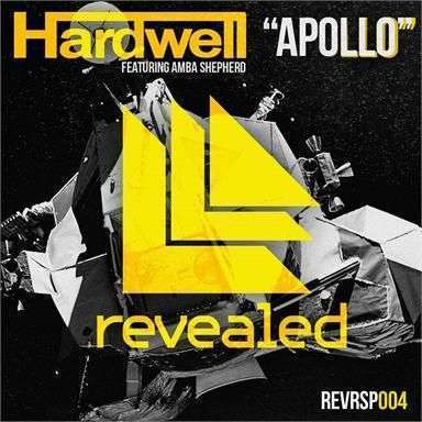Coverafbeelding hardwell featuring amba shepherd - apollo