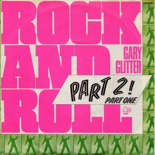 Coverafbeelding Rock And Roll - Gary Glitter