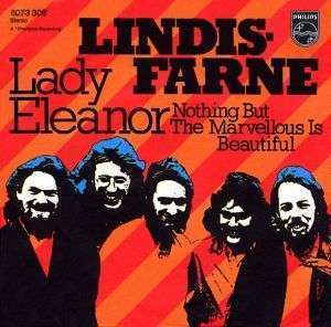 Coverafbeelding Lady Eleanor - Lindisfarne