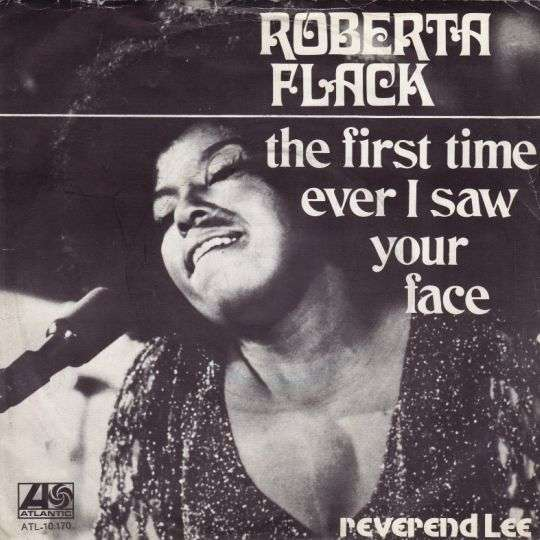 Coverafbeelding The First Time Ever I Saw Your Face - Roberta Flack
