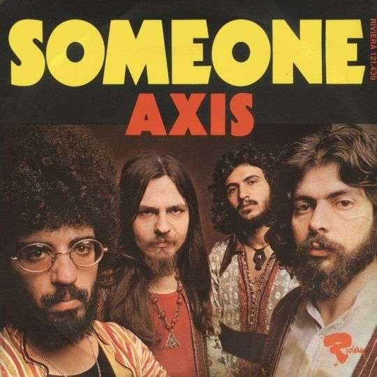 Coverafbeelding Axis - Someone