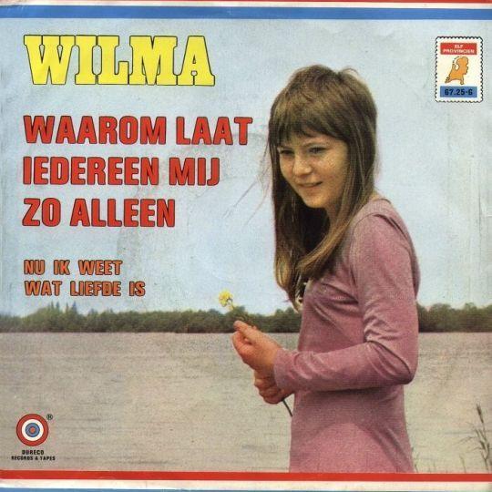 Coverafbeelding Waarom Laat Iedereen Mij Zo Alleen - Wilma