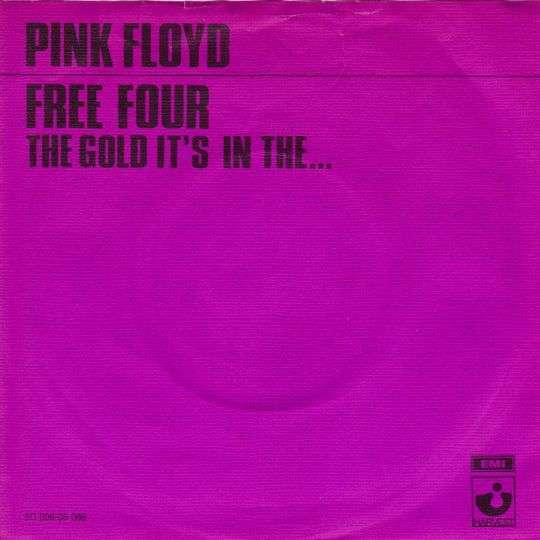 Coverafbeelding Pink Floyd - Free Four