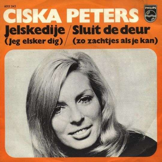 Coverafbeelding Jelskedije (Jeg Elsker Dig) - Ciska Peters