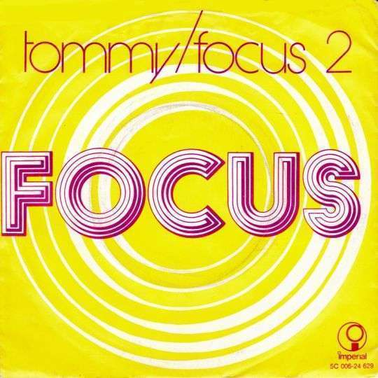 Coverafbeelding Tommy - Focus