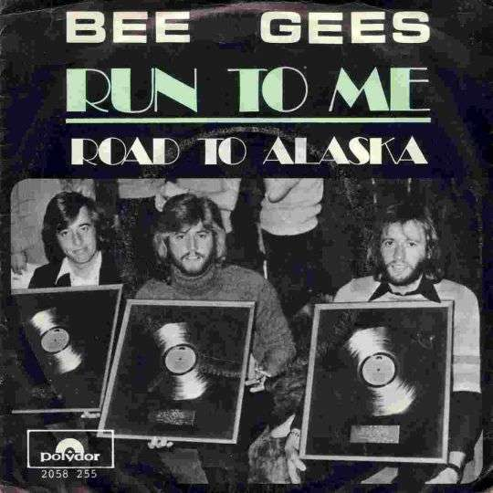 Coverafbeelding Run To Me - Bee Gees