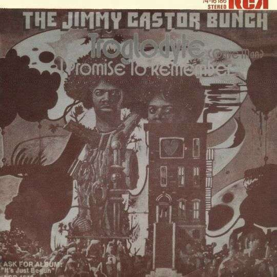 Coverafbeelding Troglodyte (Cave Man) - The Jimmy Castor Bunch