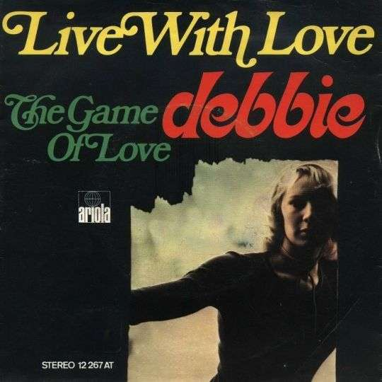 Coverafbeelding Live With Love - Debbie