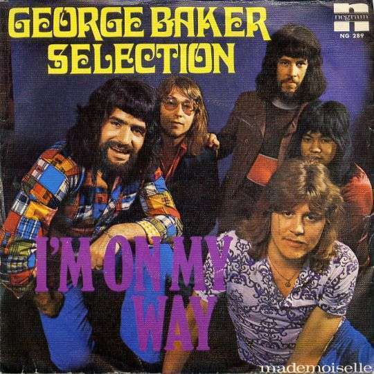 Coverafbeelding I'm On My Way - George Baker Selection