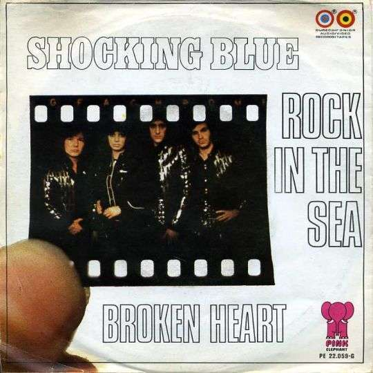 Coverafbeelding Rock In The Sea - Shocking Blue