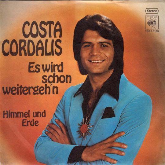 Coverafbeelding Es Wird Schon Weitergeh'n - Costa Cordalis