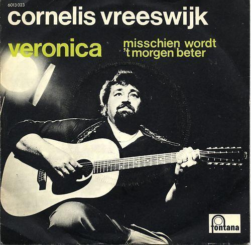 Coverafbeelding Cornelis Vreeswijk - Veronica