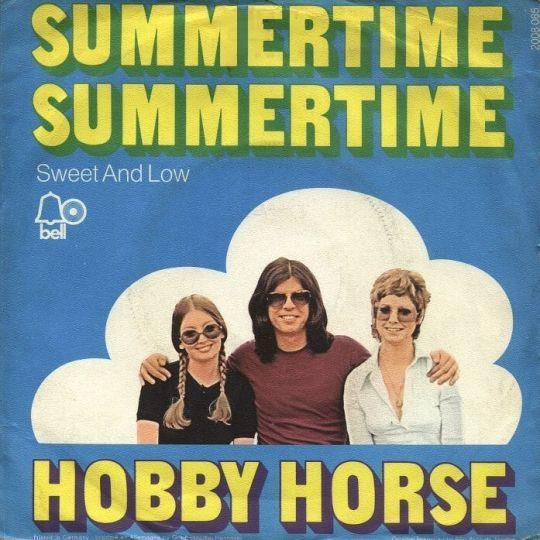 Coverafbeelding Hobby Horse - Summertime Summertime