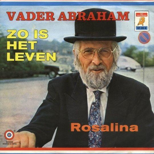 Coverafbeelding Vader Abraham - Zo Is Het Leven
